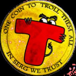 Trollcoin logo