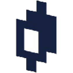 Mirrored Alibaba logo