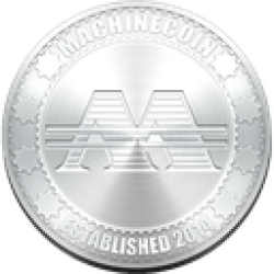 Machinecoin logo