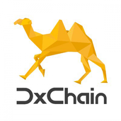 DxChain Token logo