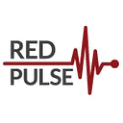 Red Pulse logo