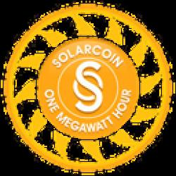 SolarCoin logo