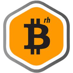 Bitcoin Rhodium logo
