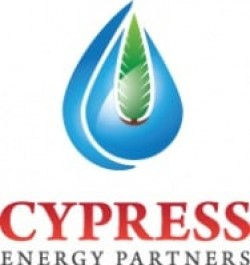 Cypress Energy Partners logo