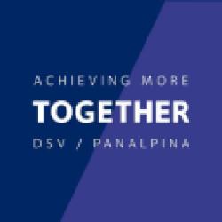 DSV Panalpina A/S logo