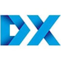 DX (Group) logo