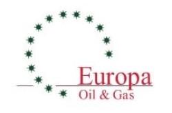 Europa Oil & Gas logo