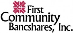 First Community Bankshares logo