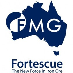 FORTESCUE METAL/S logo