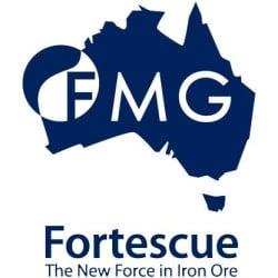 FORTESCUE METAL/S logo