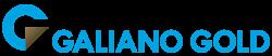 Galiano Gold logo