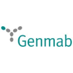 Genmab A/S logo