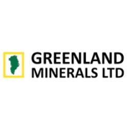 Greenland Minerals logo