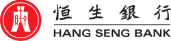 HANG SENG BK LT/S logo