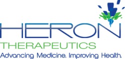 Heron Therapeutics logo