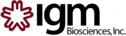 IGM Biosciences logo