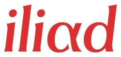 ILIAD S A/ADR logo