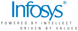 Infosys Ltd logo