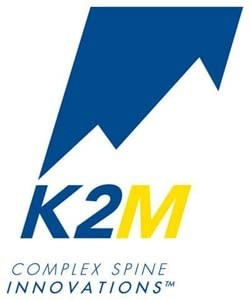 K2M Group logo