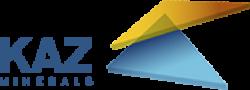 KAZ MINL PLC/ADR logo