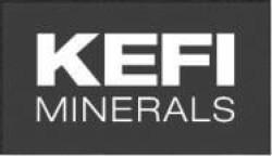 KEFI Minerals logo