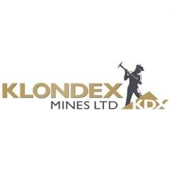 Klondex Mines logo