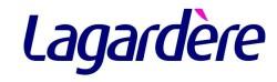 Lagardère SCA logo
