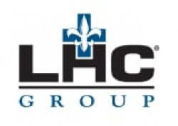 LHC Group logo