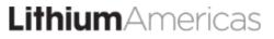 Lithium Americas logo