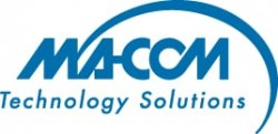 MACOM Technology Solutions logo