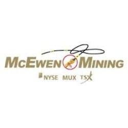 McEwen Mining Inc logo