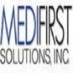 Medifirst Solutions logo
