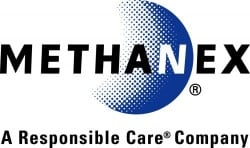 Methanex Co. logo