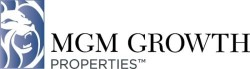 MGM Growth Properties logo