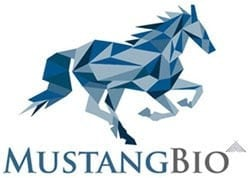 Mustang Bio logo