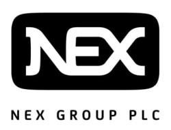 NEX Group PLC logo