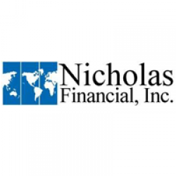 Nicholas Financial logo