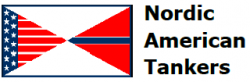 Nordic American Offshore logo