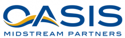 Oasis Midstream Partners LP logo