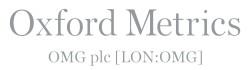 Oxford Metrics logo