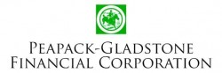 Peapack-Gladstone Financial Co. logo