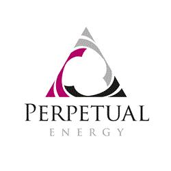 Perpetual Energy logo