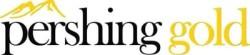 Pershing Gold logo