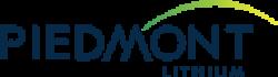 Piedmont Lithium logo