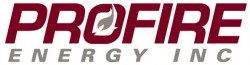 Profire Energy, Inc. logo