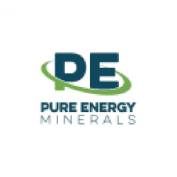 Pure Energy Minerals logo