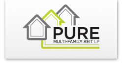 Pure Multi Family Reit Lp Cad logo