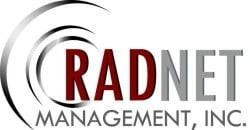 RadNet Inc. logo