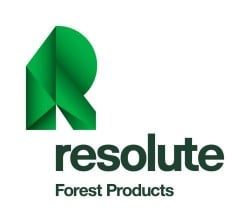 Resolute Forest Products Common Stock logo