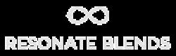 Resonate Blends logo